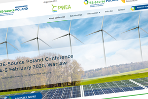 Strona internetowa - Resource Poland